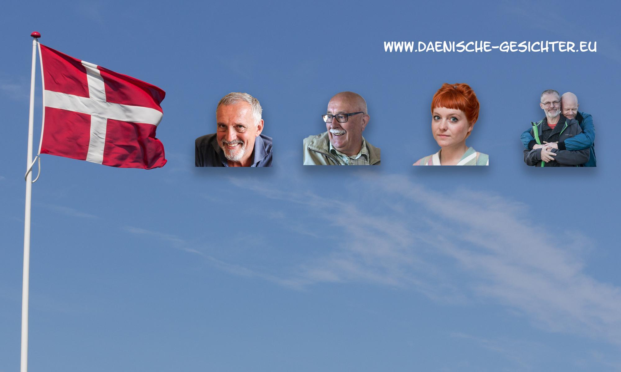 Dänische Gesichter - Land & Leute