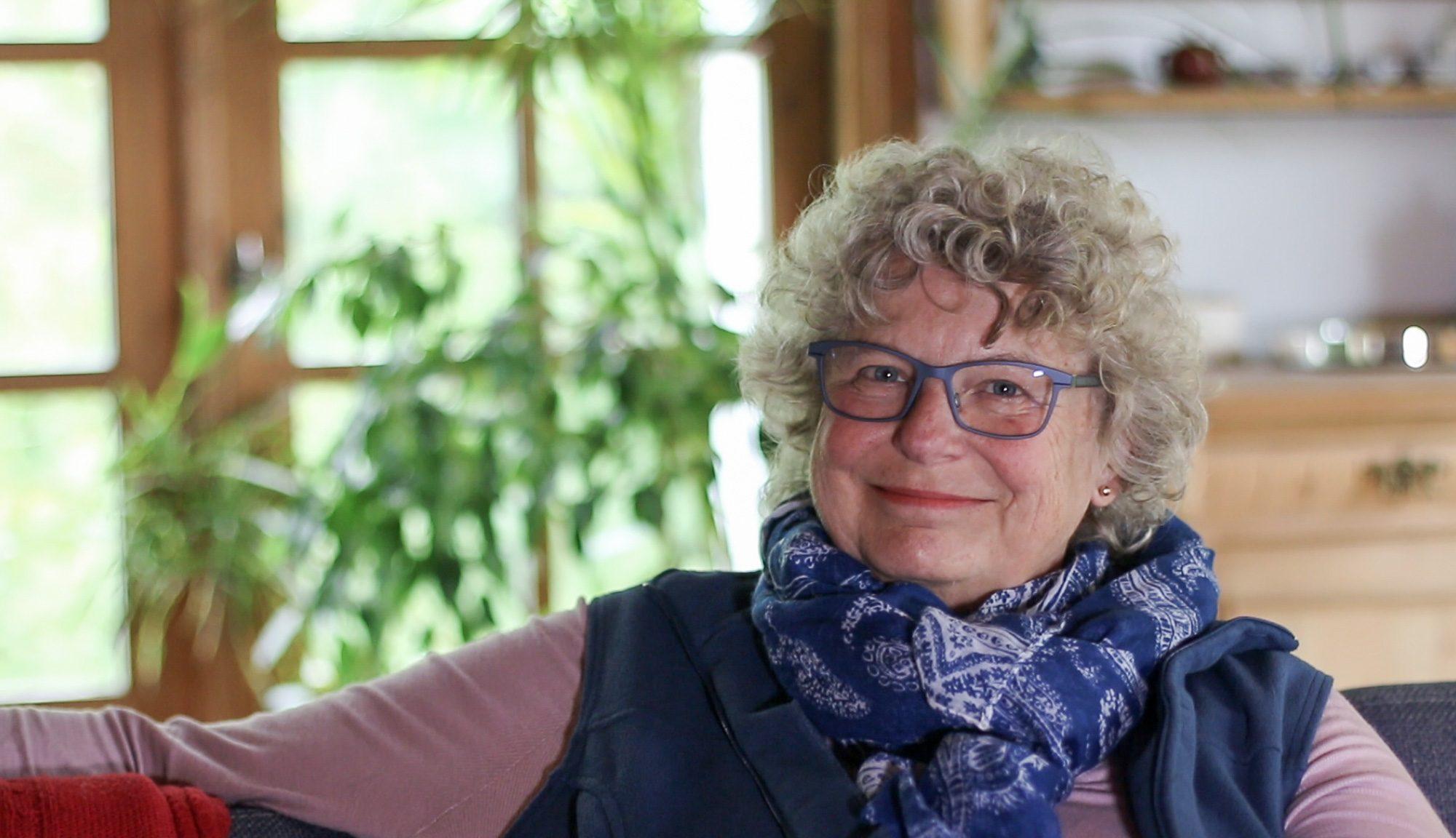 Ute lebt seit 30 Jahren in Dänemark