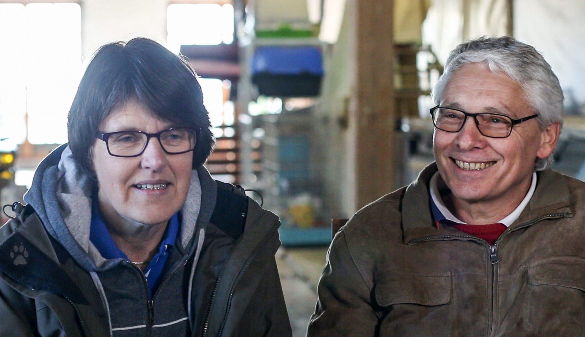 Annette und Peter. Arzt und Krankenschwester in Ranum