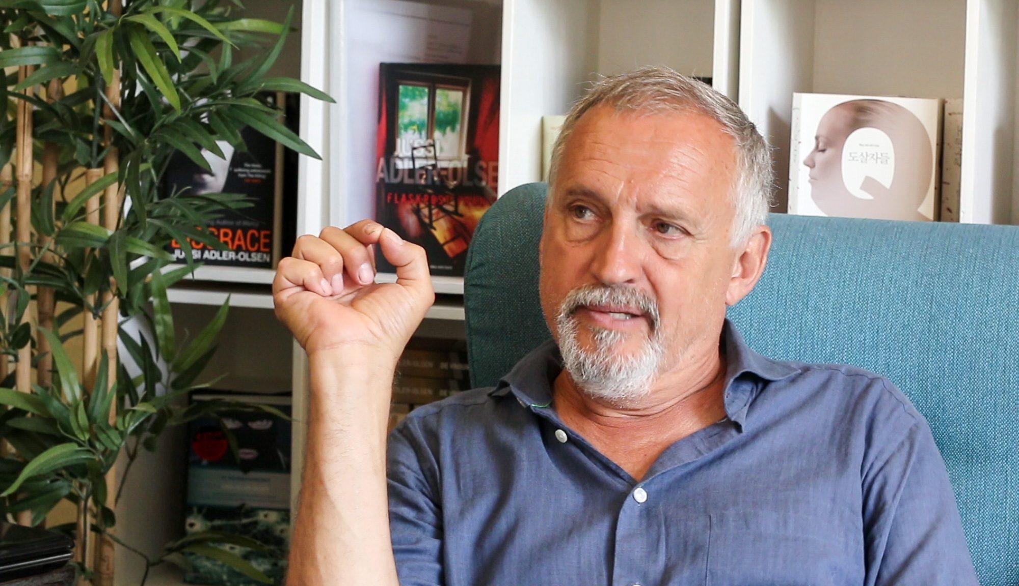Jussi Adler-Olsen, Bestsellerautor