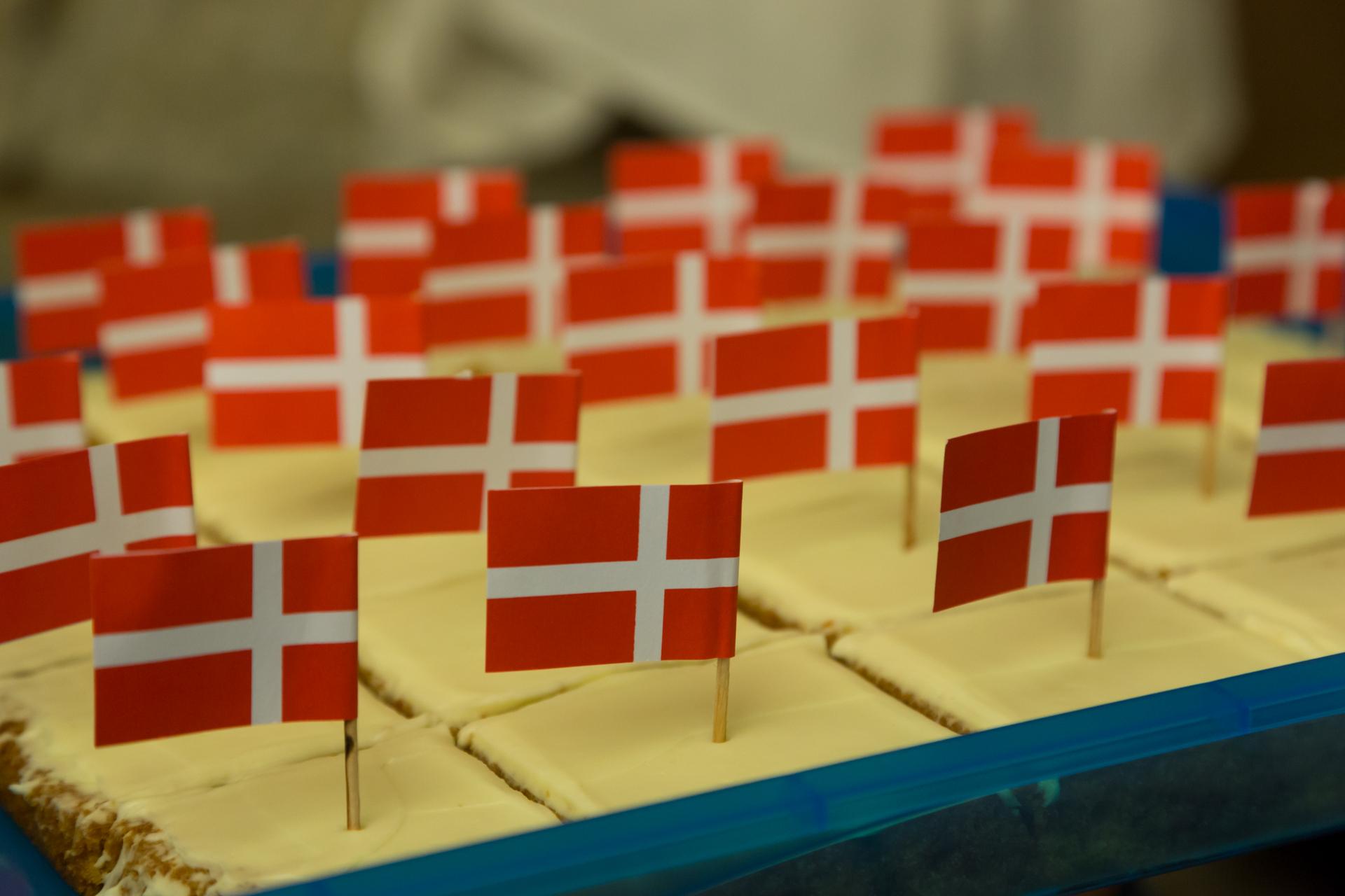Dänischer Karotten-kuchen