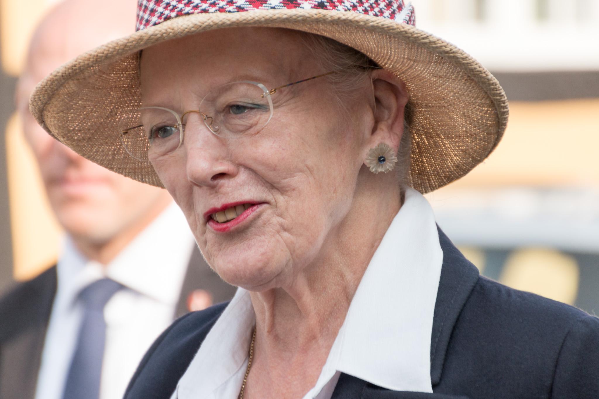 Hendes Majestæt, Dronning Margrethe II.