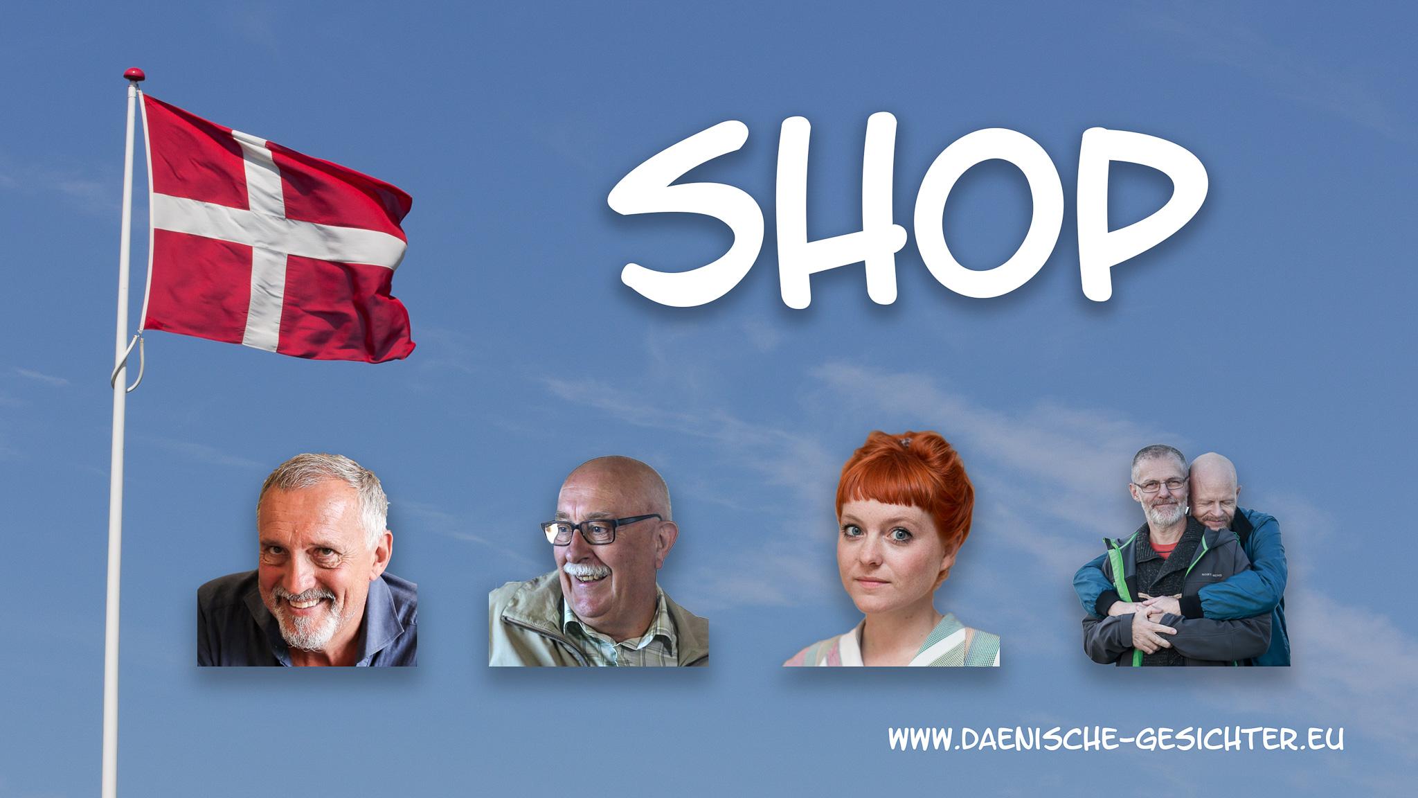 Shop Dänische Gesichter - Land & Leute