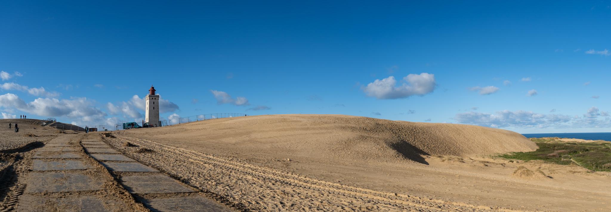 Rubjerg Knude – Panorama